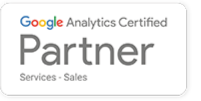 Google Analitics Certified Partner
