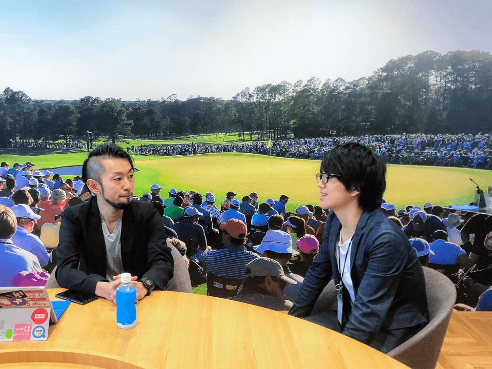 (株)ゴルフダイジェスト・オンライン 鈴木 基晃 様
